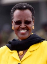 H.E. Hon. Madam Janet Kataaha Museveni