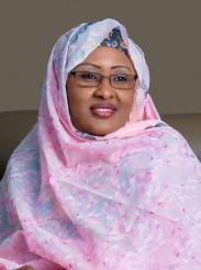 H.E. Madam Aisha Muhammadu Buhari 1