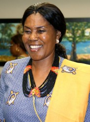 S.E. Senhora Constantia Mangue Obiang