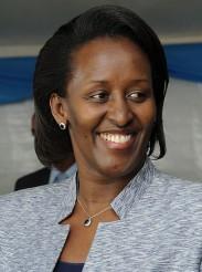 Madam Jeannette Kagame